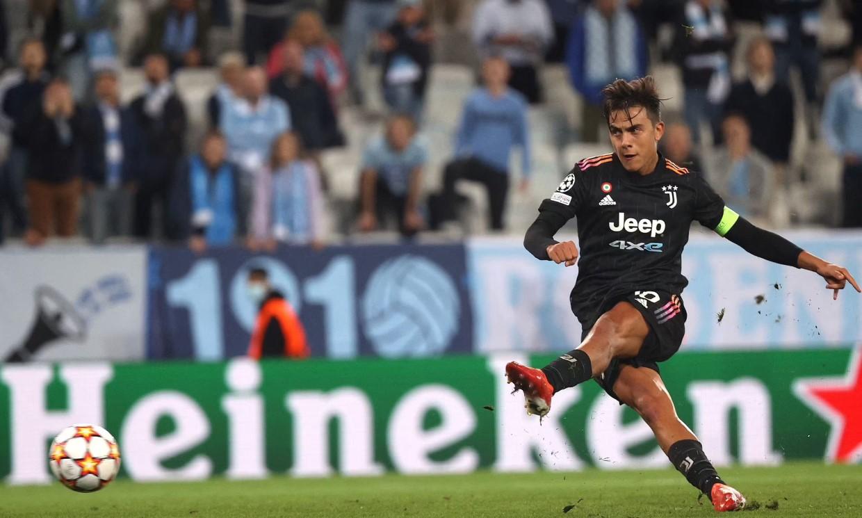 Dybala sẽ tiếp tục gắn bó với Juventus. Ảnh: AFP.