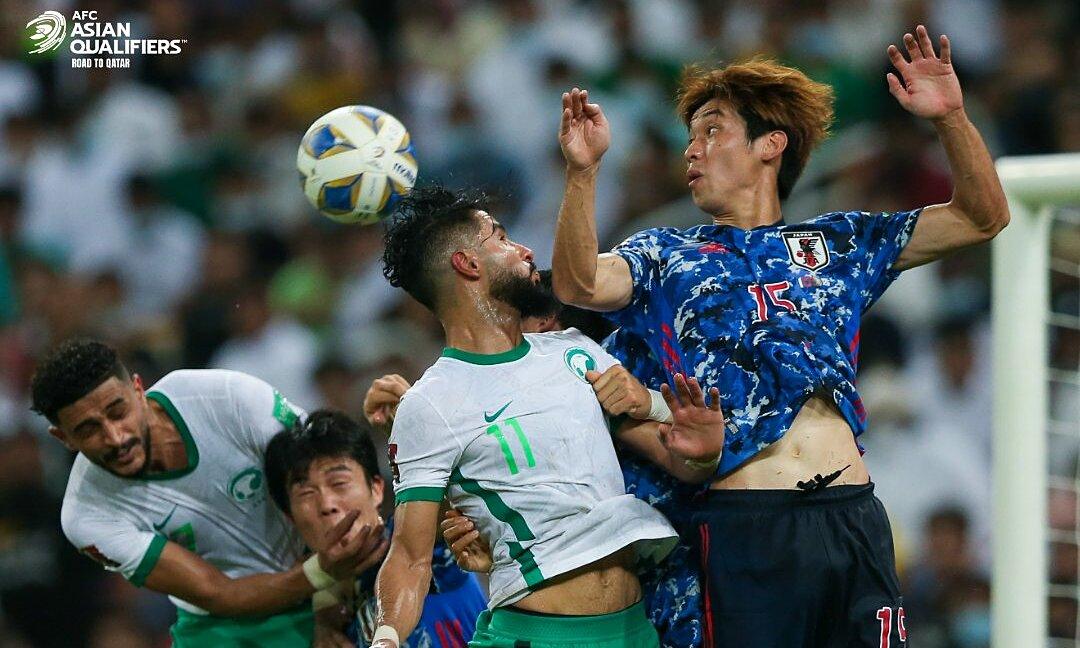 Nhật Bản đều thua Oman và Saudi Arabia với tỷ số 0-1. Ảnh: AFC