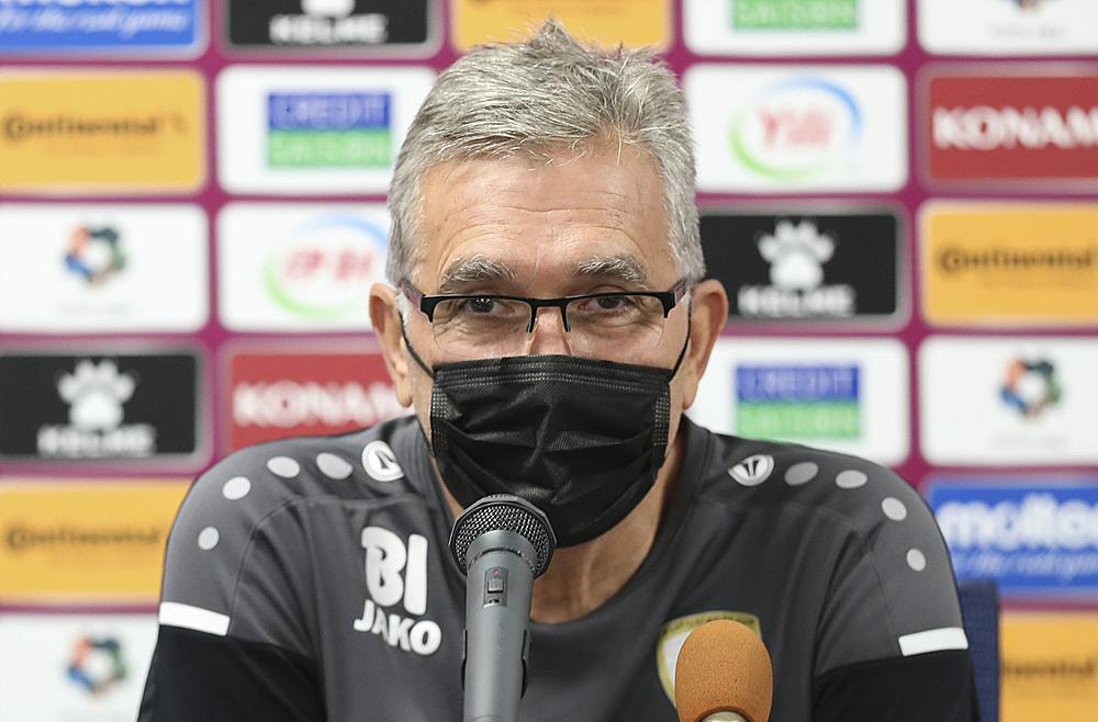 Ông Branko Ivankovic đánh giá Việt Nam là đối thủ không hề dễ chơi.