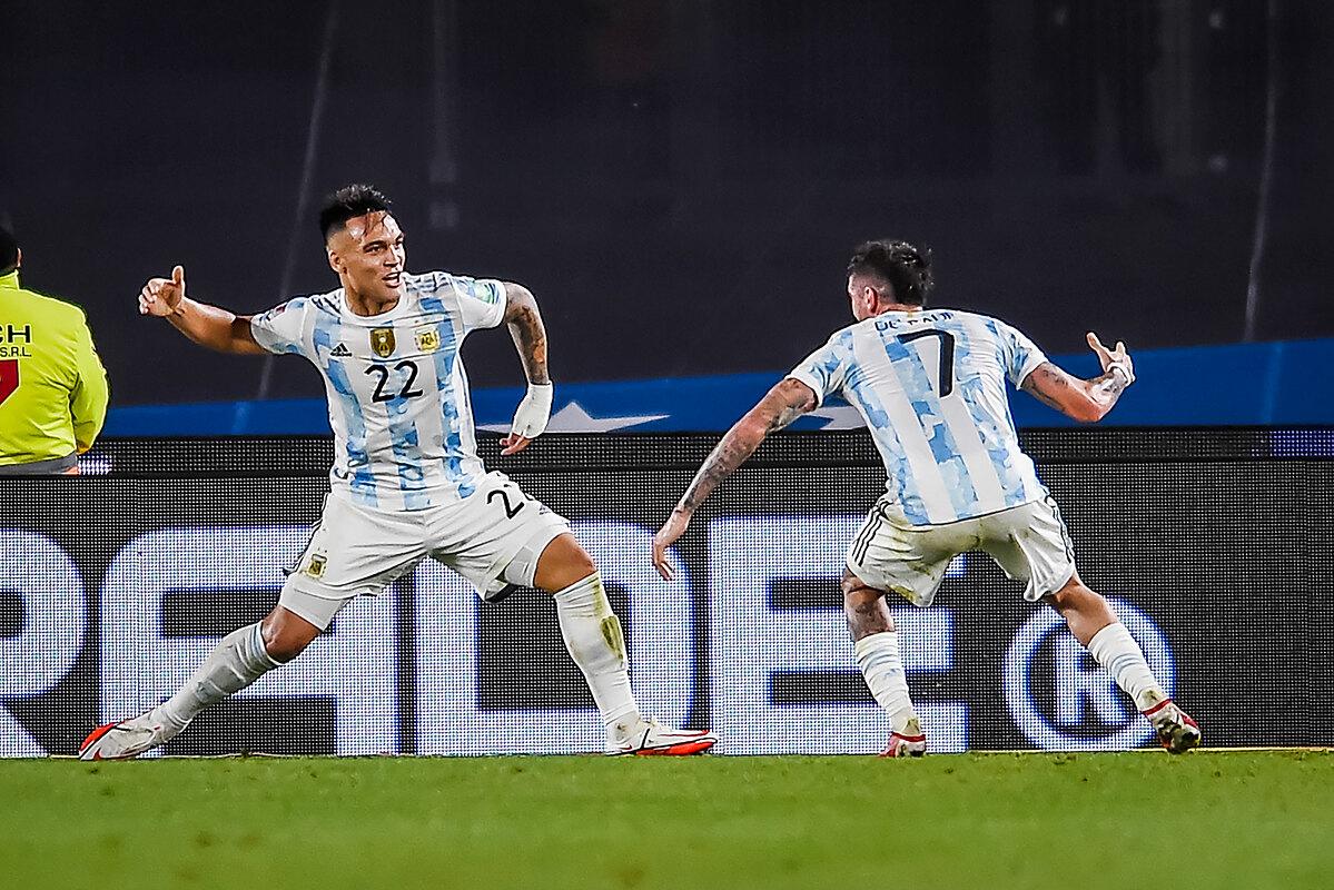 Argentina duy trì mạch bất bại với sáu thắng, bốn hòa ở vòng loại World Cup 2022. Ảnh: Ole