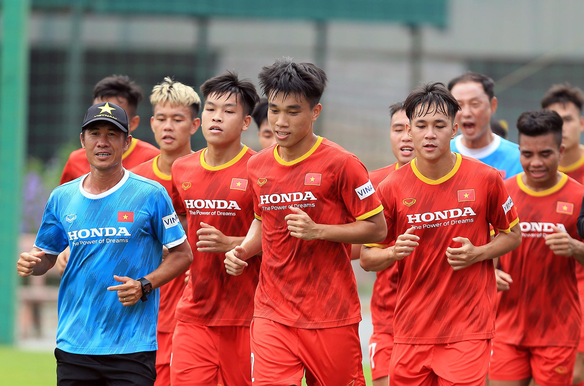 Đội U23 Việt Nam bước vào những cuộc thử lửa quan trọng trước khi tham dự vòng loại U23 châu Á.