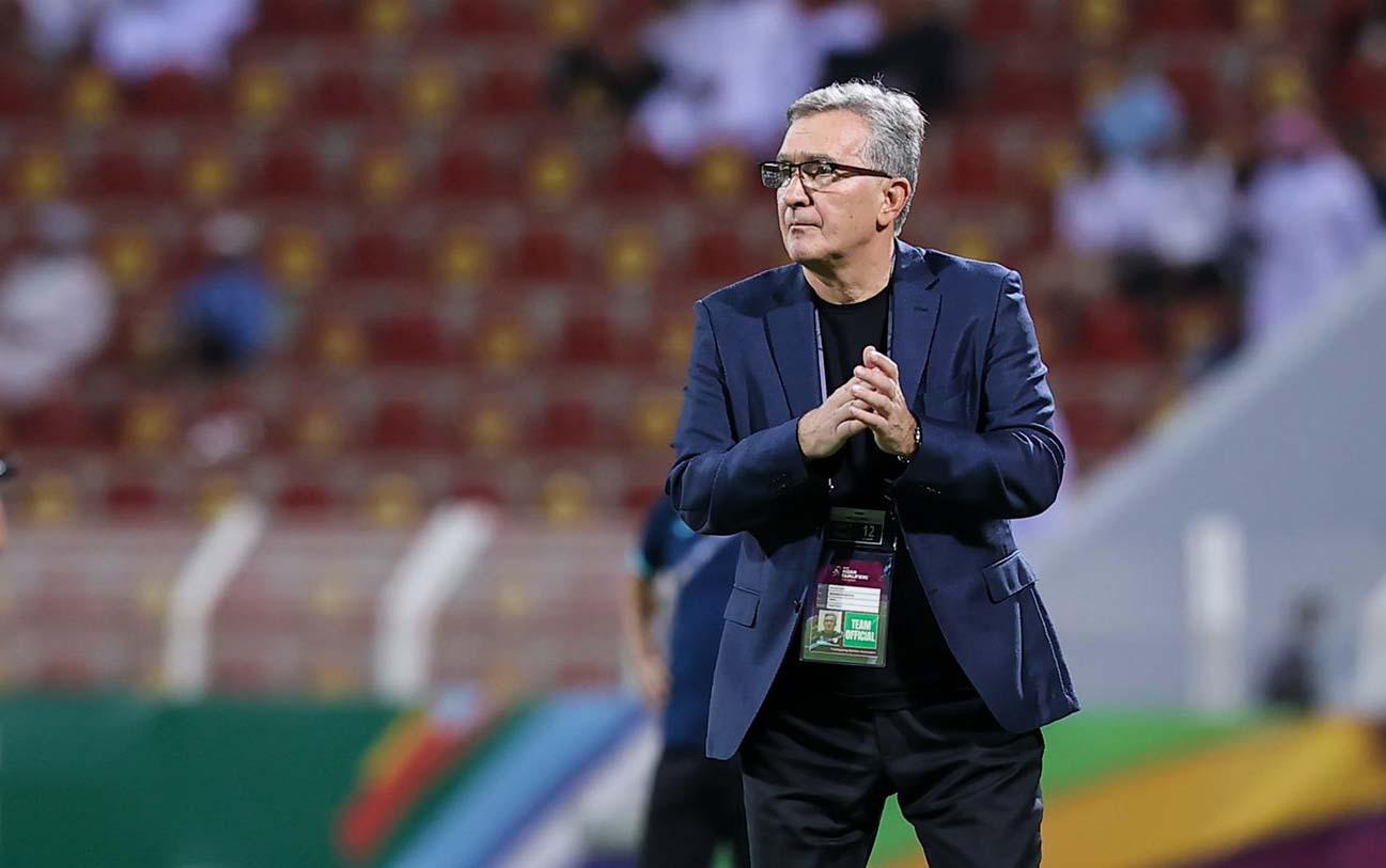 HLV người Croatia Branko Ivankovic đang giúp Oman cạnh tranh vé dự World Cup 2022.