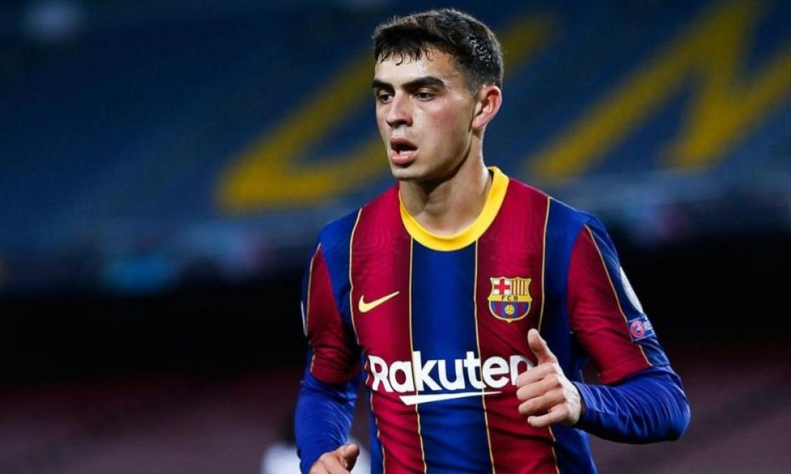 Barca gấp rút trói chân Pedri trước sự nhòm ngó từ các đội bóng khác. Ảnh: EFE.